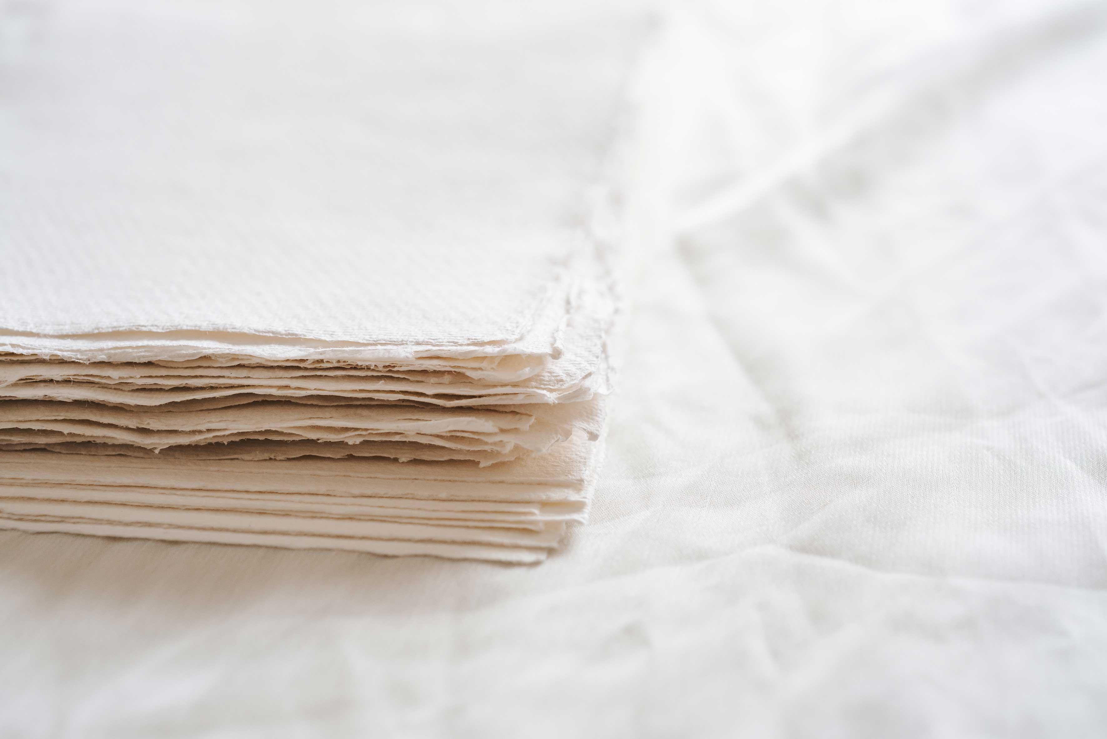 estacionário em papel manual A Pajarita