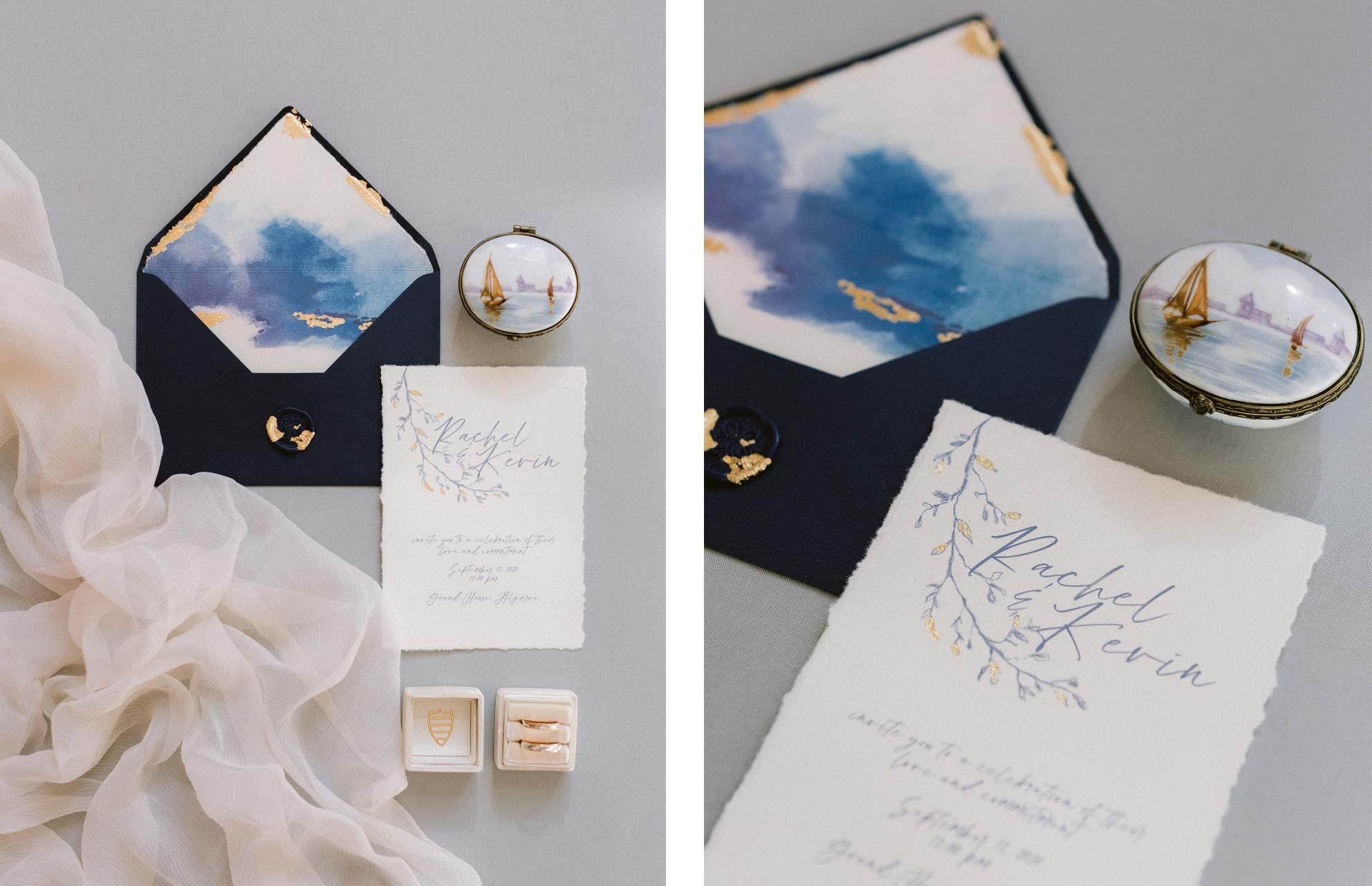 convite-em-ouro-e-azul