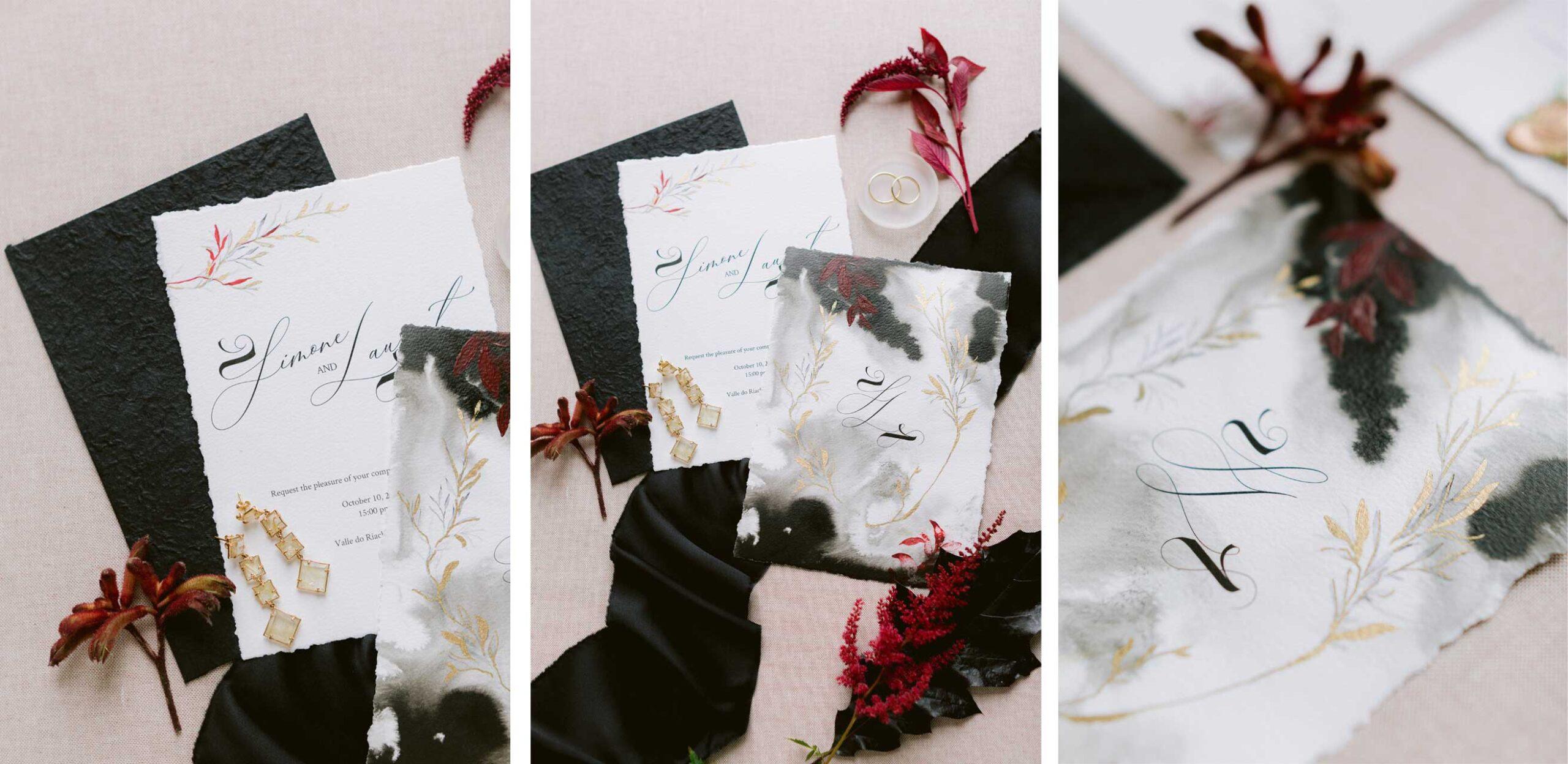 convite-de-casamento-pintado-a-mão