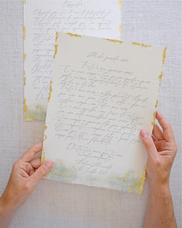 cartas-em-papel-manual-e-folha-de-ouro